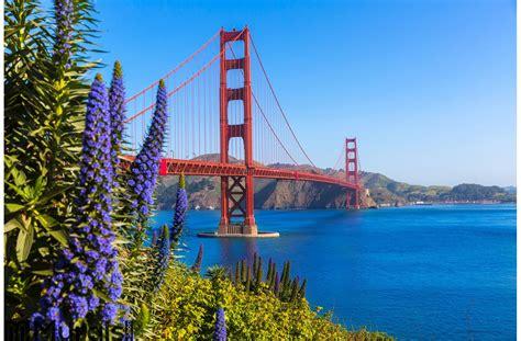 Golden Gate Bridge San Francisco Wall Mural