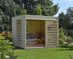 Abri De Jardin Ouvert : abri de jardin ouvert cabanes and co ~ Premium-room.com Idées de Décoration