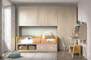 Bureau Ado Fille : chambre avec bureau ado ~ Melissatoandfro.com Idées de Décoration