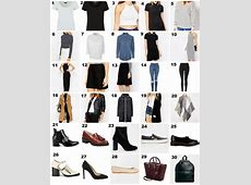 Capsule Autumn Wardrobe 2015 Related Keywords Capsule