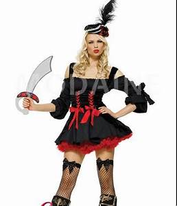 Deguisement Pas Cher Halloween : pirate halloween costume cosplay sexy d guisement pas cher femme m1308264756 modanie ~ Melissatoandfro.com Idées de Décoration