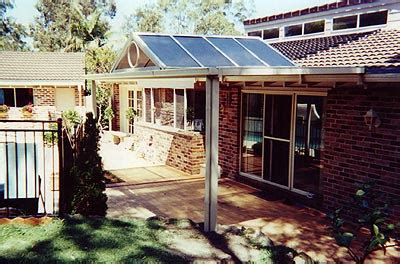 gable roof awnings blind elegance outdoor blinds northern beaches