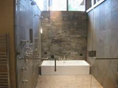 The Best Walk In Shower And Bath Combinations The Shower Can Be Designed To Serve As A Walk Through To The Tub