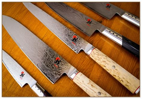 Sharpest Kitchen Knives by Sharpest Knives In The World