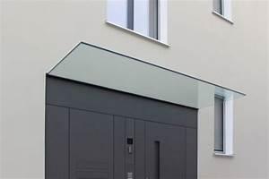 Wohnungstür Mit Glas : das fl chenb ndige eingangst relement mit glas vordach ~ Michelbontemps.com Haus und Dekorationen