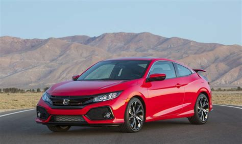 2019 Honda Civic Si Specs, Review, & Design