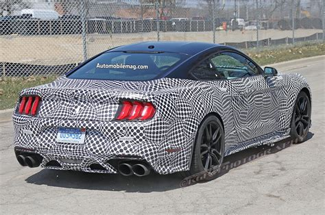 ford mustang shelby gt releases cobra automobile