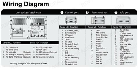 pajero3 info pajero 3 audio wiring diagram