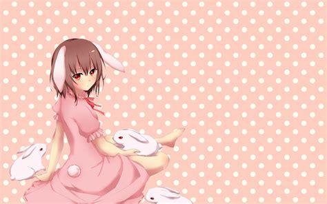 Anime Bunny Wallpaper - anime anime bunny ears rabbits touhou