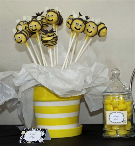 baby shower bee theme bumble bee baby shower renee 39 s soirees