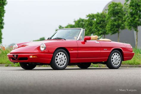 Alfa Romeo Spider by Alfa Romeo Spider 2 0 1991 Welcome To Classicargarage