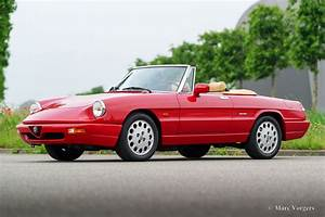 Alfa Romeo Spider : alfa romeo spider 2 0 1991 welcome to classicargarage ~ Maxctalentgroup.com Avis de Voitures