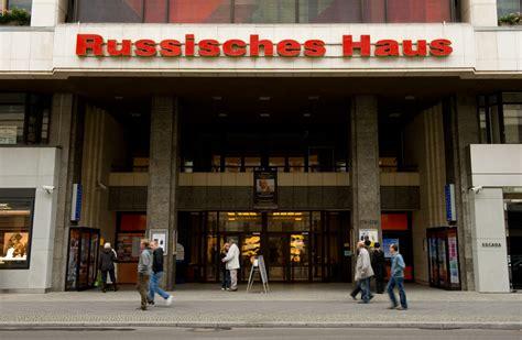 Filerussisches Haus Der Wissenschaft Und Kultur Berlin