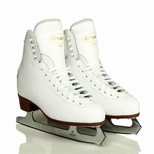 Graf 500 Ice Skates with A4 Blades