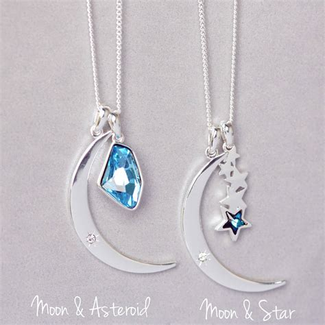 design your own necklace design your own galaxy necklace by j s jewellery