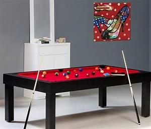 un billard classique en mode de jeu snooker With remplacer un tapis de billard