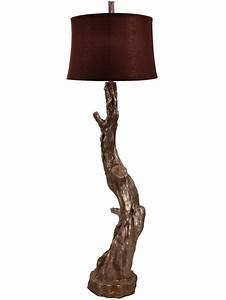 10 natural outdoor inspired lamps home decor With tree limb floor lamp