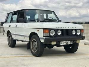 Range Rover Classic Vogue For Sale