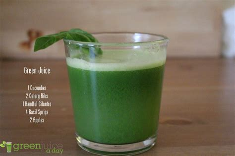 green juice recipe dishmaps