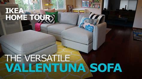smart  durable vallentuna sectional sofa ikea home