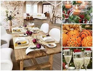 Deco Noel A Faire Soi Meme : decoration table faire soi meme visuel 6 ~ Melissatoandfro.com Idées de Décoration