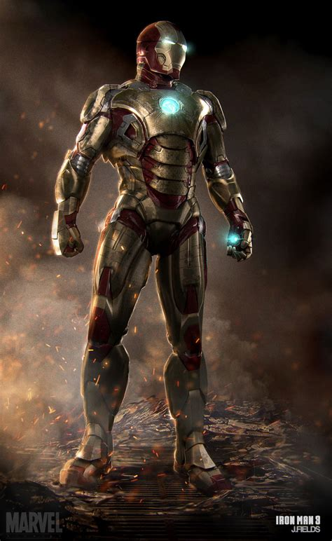 Iron Man 3  Cool Concept Art And New Tv Spot — Geektyrant