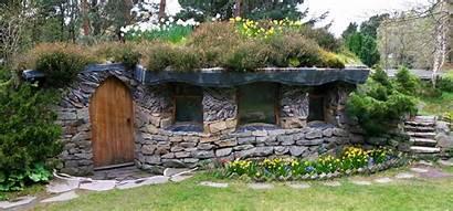 Findhorn Village Eco Foundation Garden Gardens Scotland