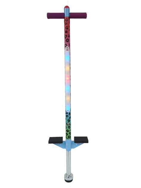 Pogo Crazy Light Up Pogo Stick
