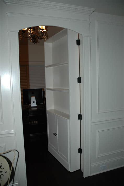 build diy secret hidden bookcase door plans wooden bunk