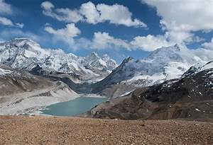 Retreat Of Glaciers Makes Some Climbs Tougher