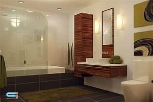 Couleur Salle De Bain : couleur de salle bain tendance images avec beau deco ~ Dailycaller-alerts.com Idées de Décoration