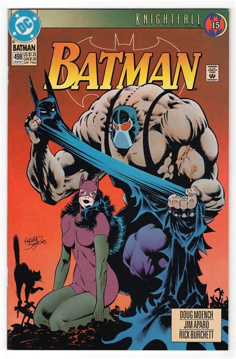 Batman #498 Regular Kelley Jones Cover (1993) | Batman ...