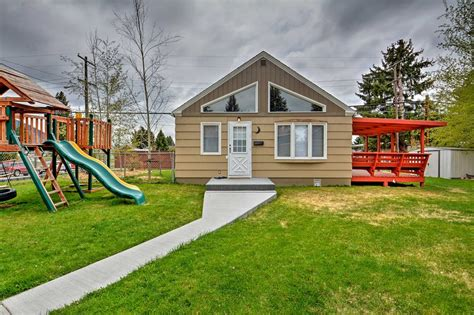 Garden Cottage For Rent by New Modern Butte Garden Cottage 10 Min To Uptown Updated