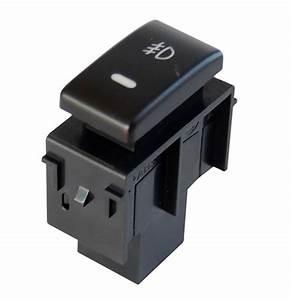 Nissan Tiida D40 Refit Parking Sensor Switch