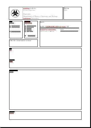 word  latex    construct  page layout