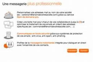 Orange Portail Pro : orange messagerie pro on pinterest ~ Nature-et-papiers.com Idées de Décoration