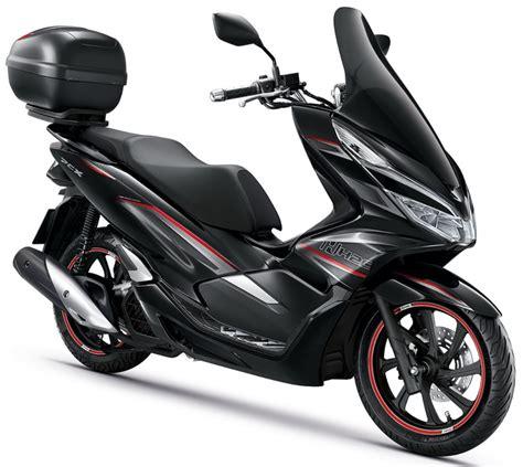 Pilihan Warna All New Honda Pcx150 2018: Indonesia