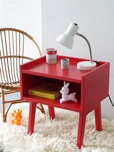 Table De Nuit : madavin table de nuit pour chambres d 39 enfant by mathy by ~ Dallasstarsshop.com Idées de Décoration
