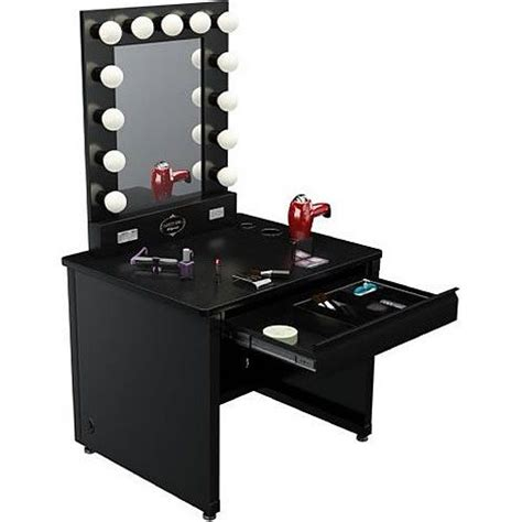 Vanity Desk Mirror With Lights by Broadway Vanity Mirror With Lights Salon Grade