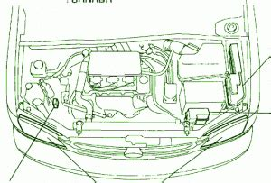 similiar 2008 toyota sienna engine diagram keywords diagram camry water pump replacement 2000 toyota sienna the diagram