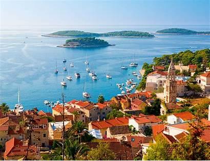Tourism Croatia Travel Destinations Hvar Vacation Eu