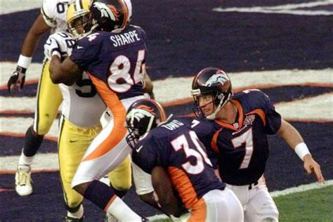 Packers Broncos Matchups Have Been Memorable