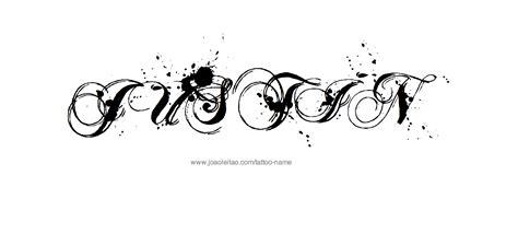justin  tattoo designs