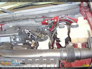 2004 Ford F150 Xlt Supercab 5 4 Liter Sohc 24v Triton V8