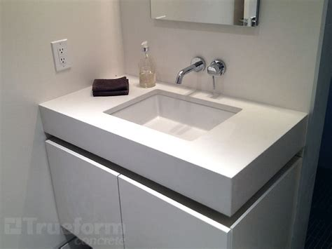 Vanity Tops by 8 Best Images About Concrete Vanity Top Trueform