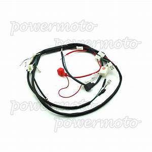 Wiring Harness Loom For Chinese 110cc 125cc 140cc 150cc