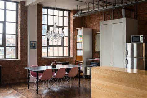 warehouse loft  london england urban living