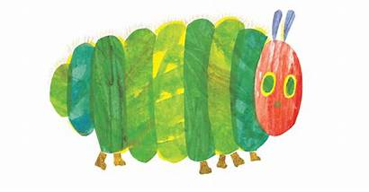 Caterpillar Hungry Very Keeling Rachel