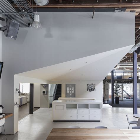 Pinterest's trendy headquarters in San Francisco's SoMa ...