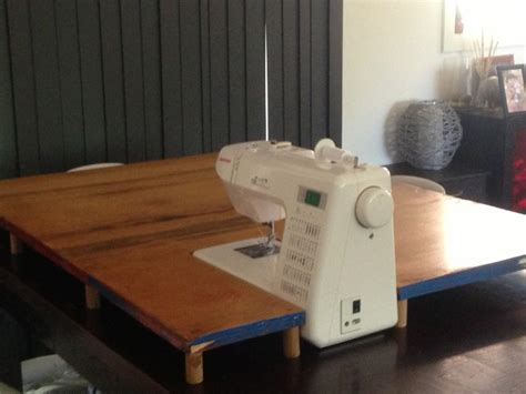 sewing machine tables for quilting sewing machine extension table sewing pinterest a